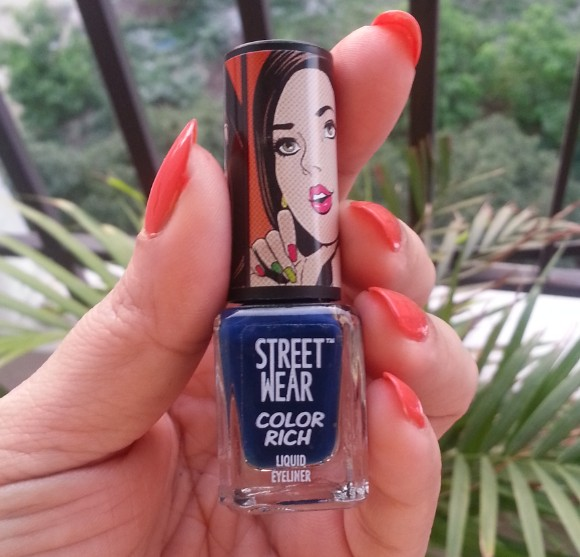 street wear color rich liquid eyeliner review 1
