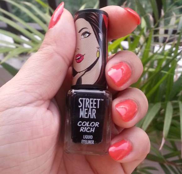 street wear color rich liquid eyeliner review 6