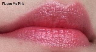 streetwear color rich ultramoist lipstick review please me pink 1