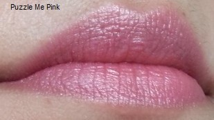 streetwear color rich ultramoist lipstick review puzzle me pink 1