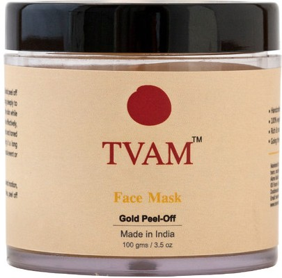 tvam gold peel off mask