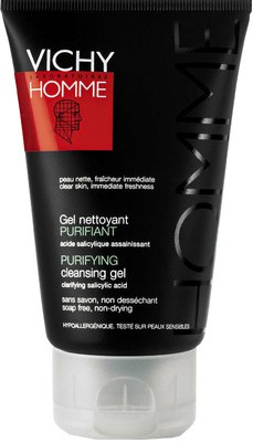 Vichy Homme Purifying Cleansing Gel