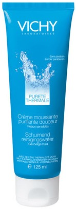 vichy purete thermale purifying foaming cream cleanser