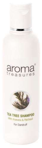 aroma treasures tea tree shampoo