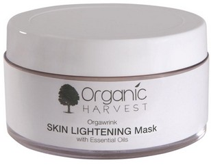 organic harvest skin lightening mask