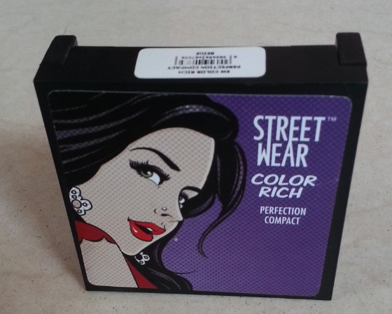 street wear color rich perfection compact review