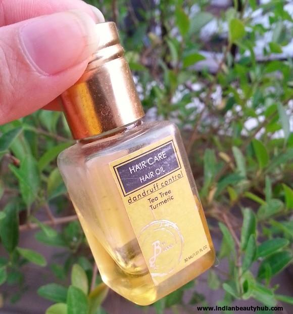 bio bloom hair oil anti-dandruff review 2