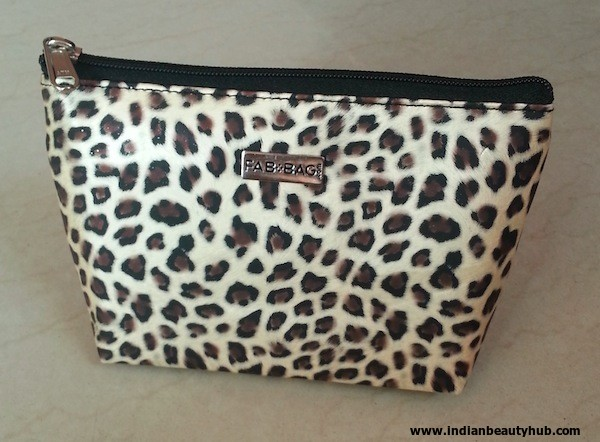 fab bag september 2014 review