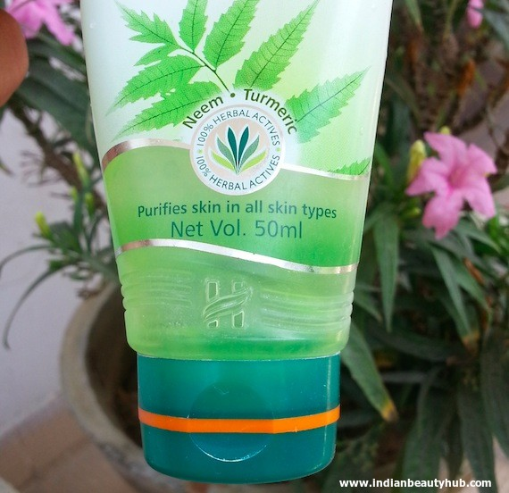 himalaya purifying neem face wash review 3
