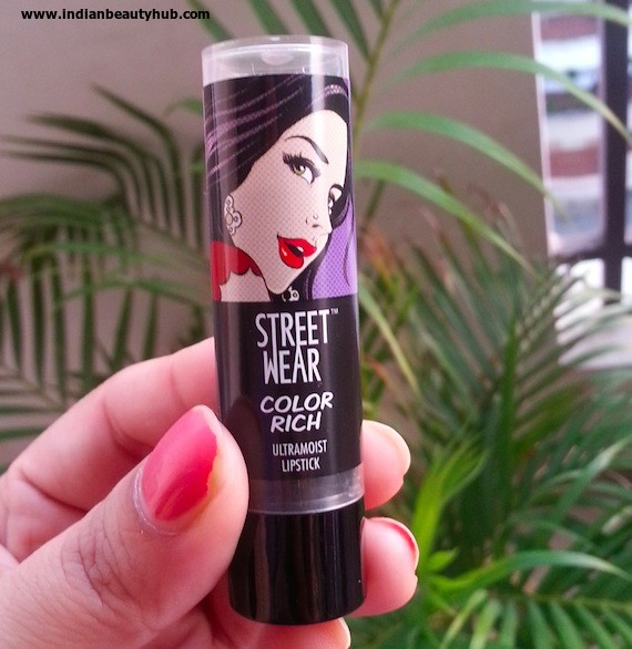 street wear color rich ultra moist lipstick review berrylicious 4