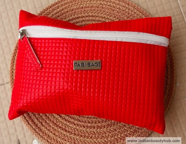 Fab Bag December 2014 Review 13