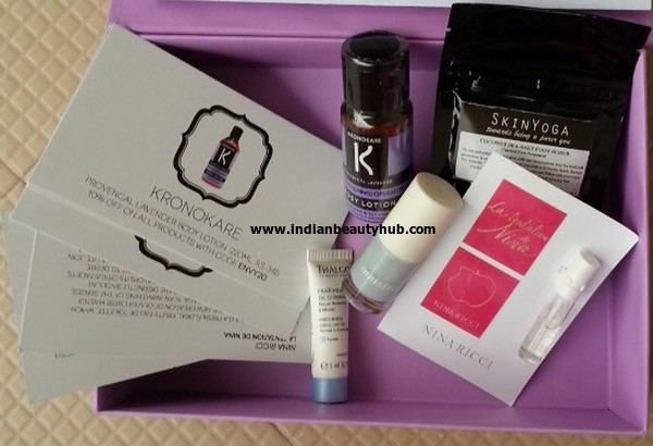 My Envy Box 6 months Subscription price 2