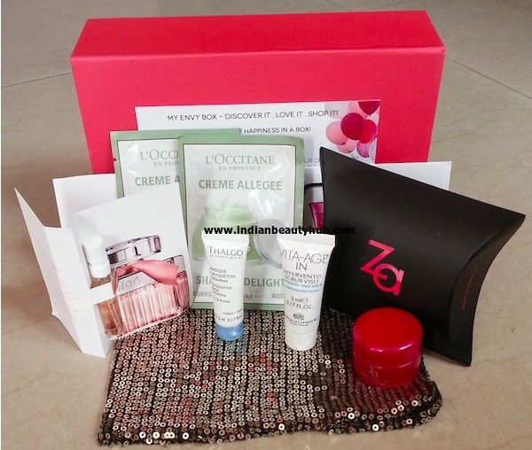 My Envy Box 6 months Subscription price 4