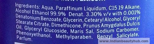 Nivea Nourishing Body Milk with Almond Oil Review 6