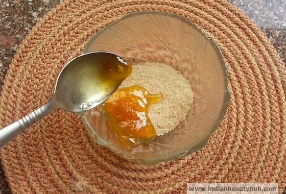 Simple Homemade Face Scrub for Acne Prone Skin