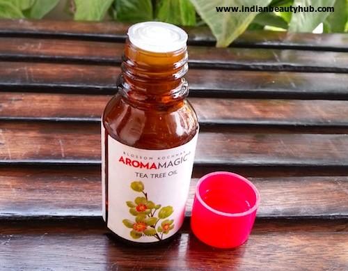 Aroma Magic Tea Tree Oil Usage