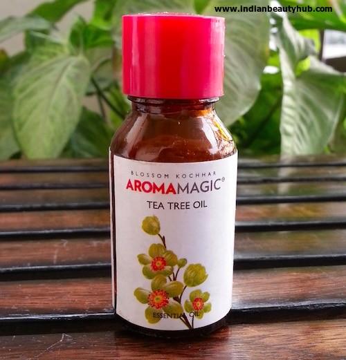 Aroma Magic Tea Tree Oil Usage,