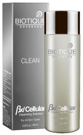 biotique bxl cellular cleansing oil