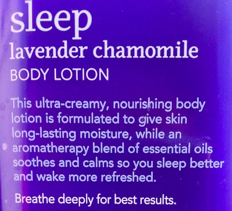Bath & Body Works Lavender Chamomile Body Lotion Review