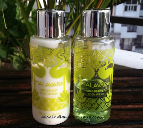Malavara Lime Vetiver Body Lotion Review