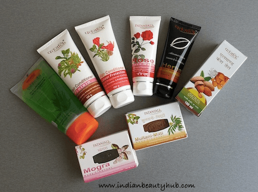 body care face pack