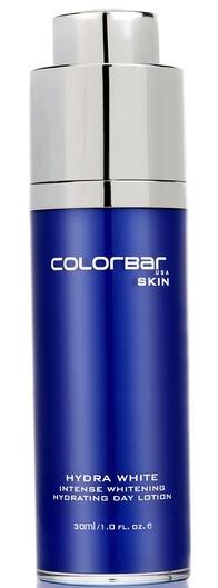 Colorbar Hydra White Intense Whitening Skincare Range
