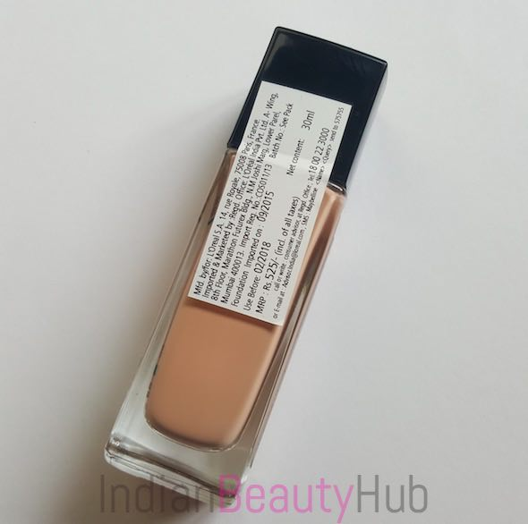 Maybelline Fit Me Matte + Poreless Foundation Review_1