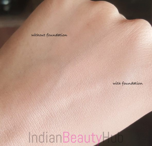 Maybelline Fit Me Matte + Poreless Foundation Review_8