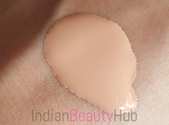 Maybelline Fit Me Matte + Poreless Foundation Review_9