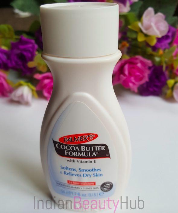 Palmer's Cocoa Butter Formula with Vitamin E Review