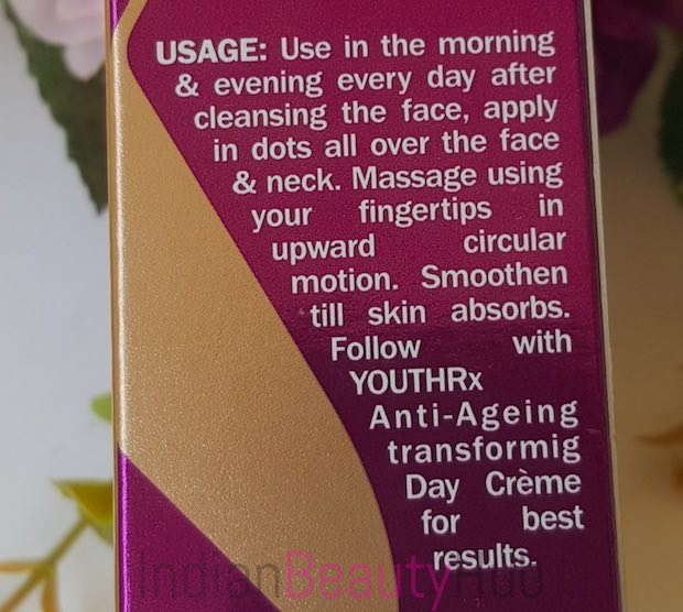 Lotus YouthRx Youth Activating Serum + Creme Review_2