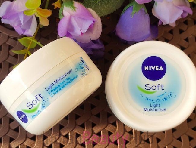 Nivea Soft Light Moisturiser Review