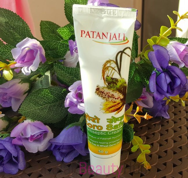 Patanjali Boro Safe Antiseptic Cream Review_3