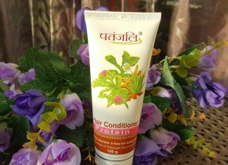 Patanjali Protein Hair Conditioner Review