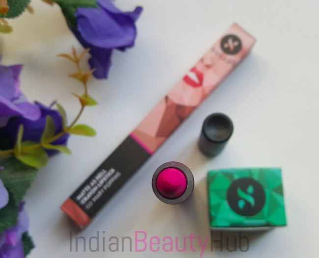 Sugar Matte As Hell Crayon Lipstick Mary Poppins Review_5