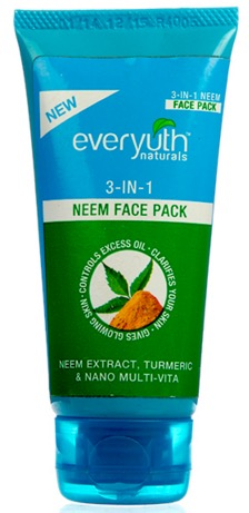 Top 20 Best Neem Face Packs for Pimples, Acne and Blemishes