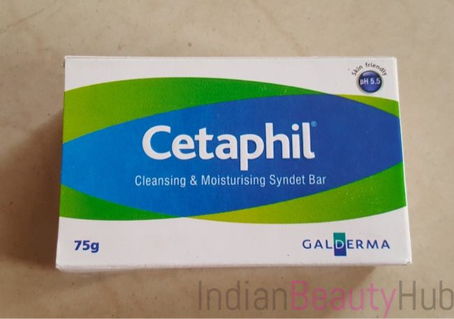 Cetaphil Cleansing & Moisturising Syndet Bar Review