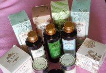 Kama Ayurveda Skincare haircare products haul