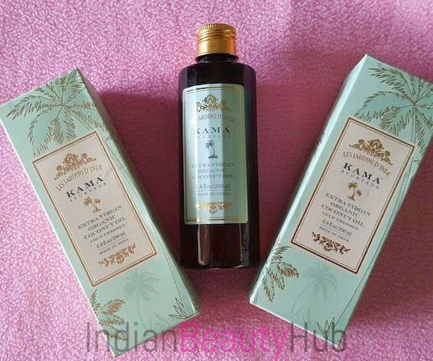 Kama Ayurveda Skincare haircare products haul_4