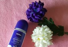 Nivea Protect & Care Anti-Perspirant Roll On Review