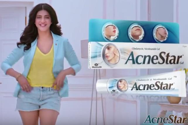acne star gel