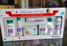himalaya Babycare Gift Pack Review
