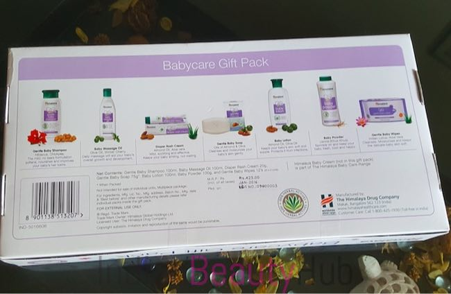 himalaya Babycare Gift Pack Review_2