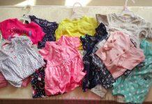 Carter's Baby Girl's Clothing Haul