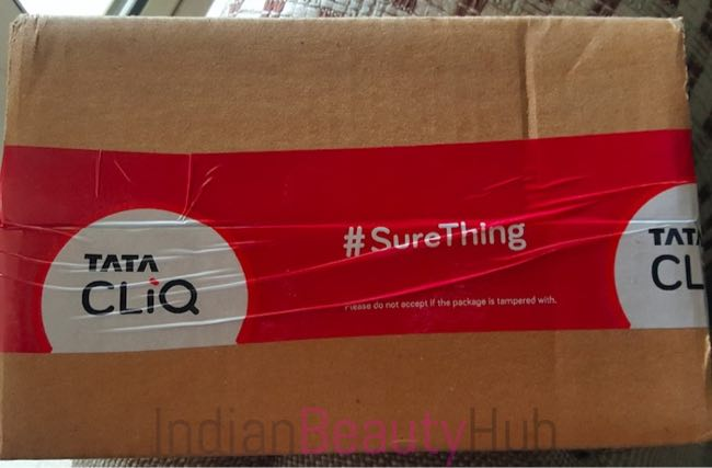 online shopping experience with Tata Cliq