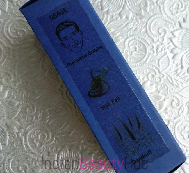 Blue Nectar Briganantadi Hair Repair & Treatment Oil Review