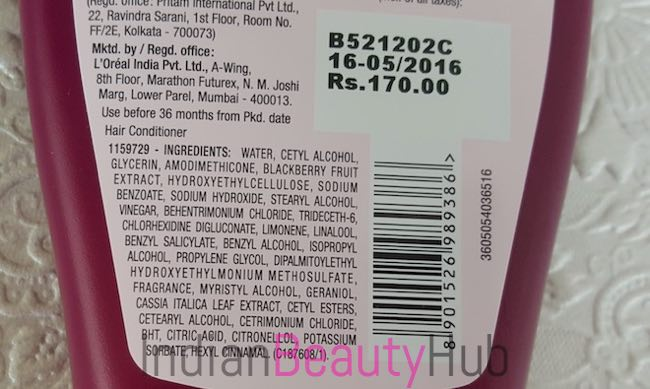 Garnier Ultra Blends Intense Repair Review_7