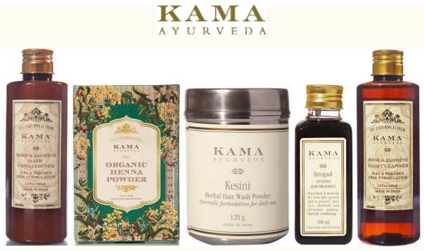 Kama Ayurveda Monsoon Hair Care Regime