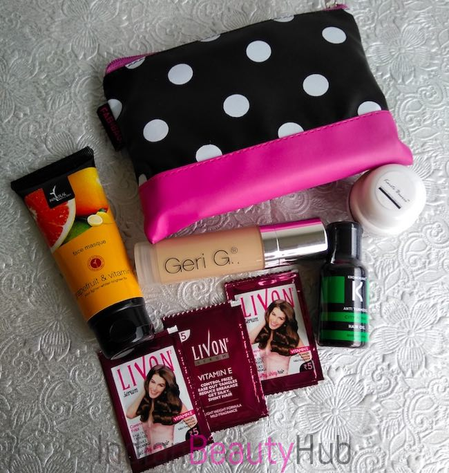 Fab Bag August 2016 Unboxing & Review_5