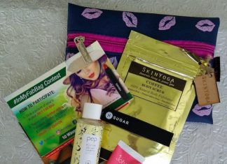 Fab Bag July 2016 Review